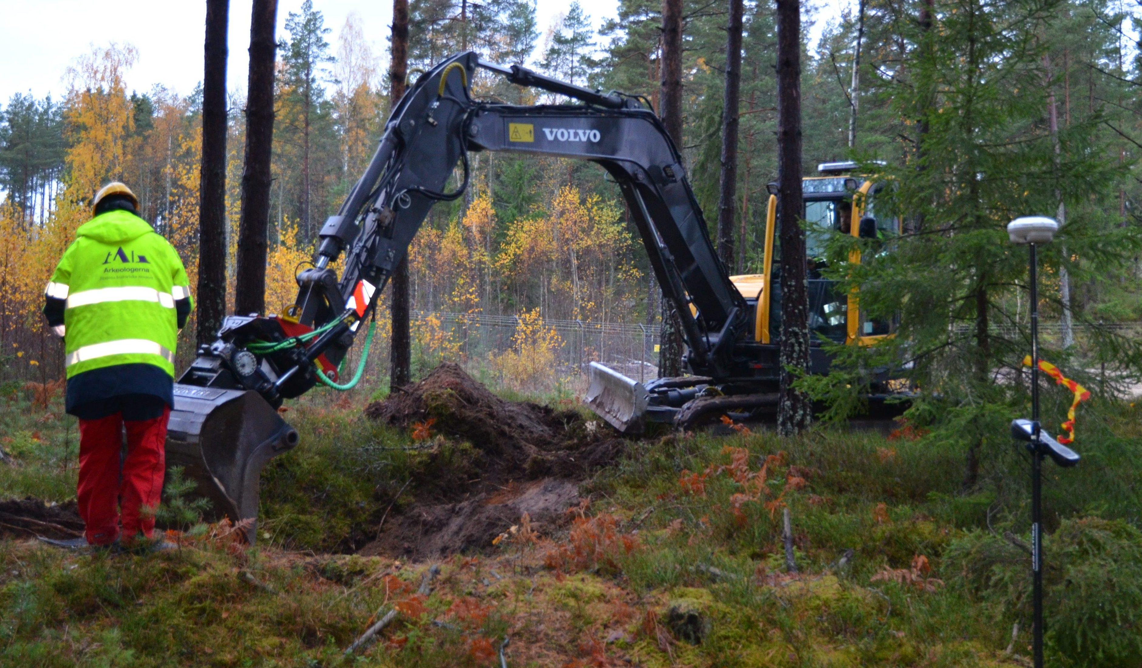 Utbyggnad av en ny luftledning mellan Tälle och Östansjö