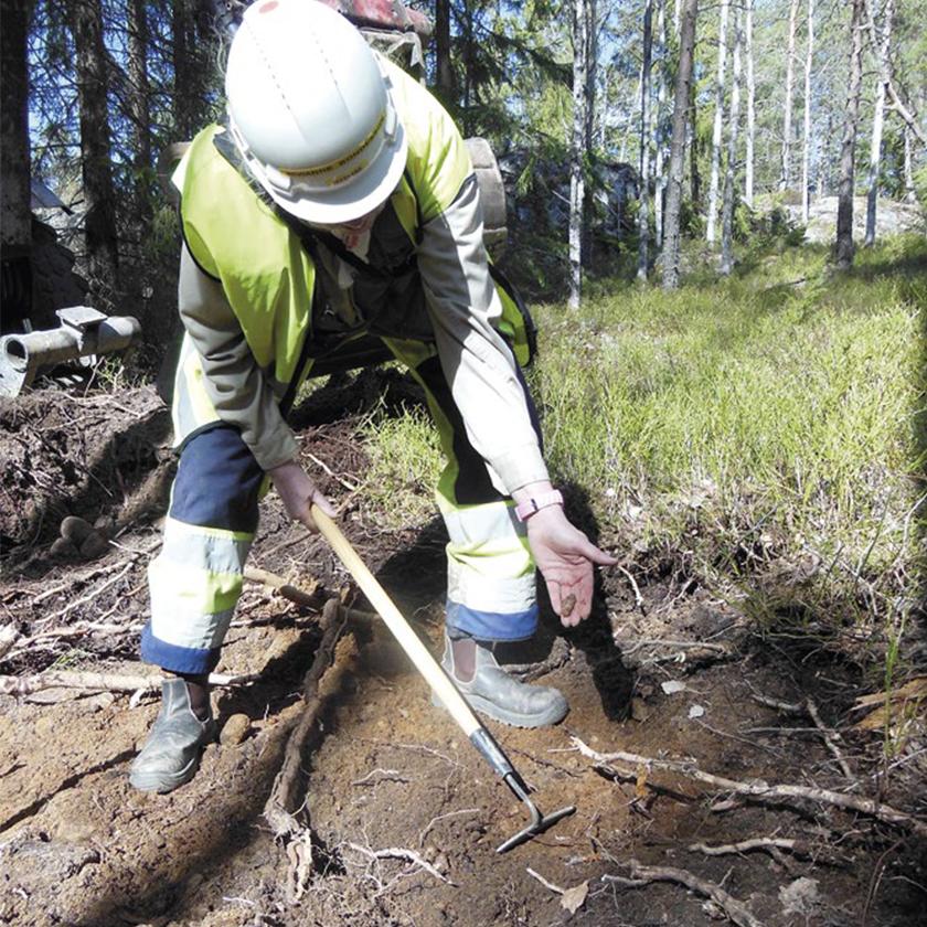Stenåldersboplatser och torp i Almnäs