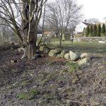 Förhistoriska boplatslämningar