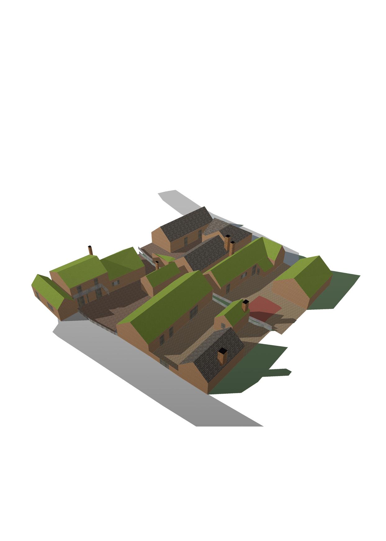 Stadsgård 1-4, Nya Lödöse