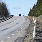 Väg 25 Sjöatorp-Forsa