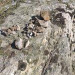 Åttatusen år gamla bosättningslämningar