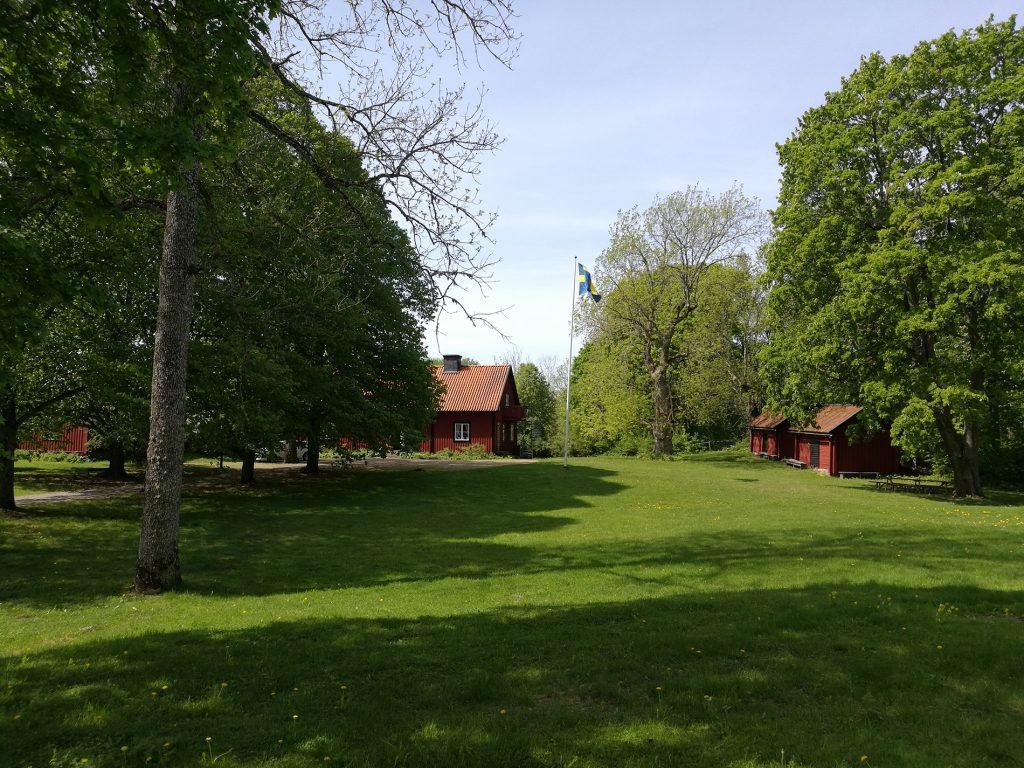 Gamla Uppsala prästgård