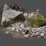 Fossil åkermark och ceremoniella röjningsrösen