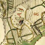 Gravar och bebyggelse i Bäckby