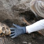 Unika båtgravar hittade i Gamla Uppsala