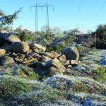 Fossil åkermark och förhistoriska boplatslämningar