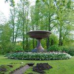 Trädgårdsarkeologi i Rosendals slottspark