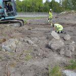 Arkeologi i Viggbyholm 2020