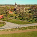 En begravningsplats från 900-talet